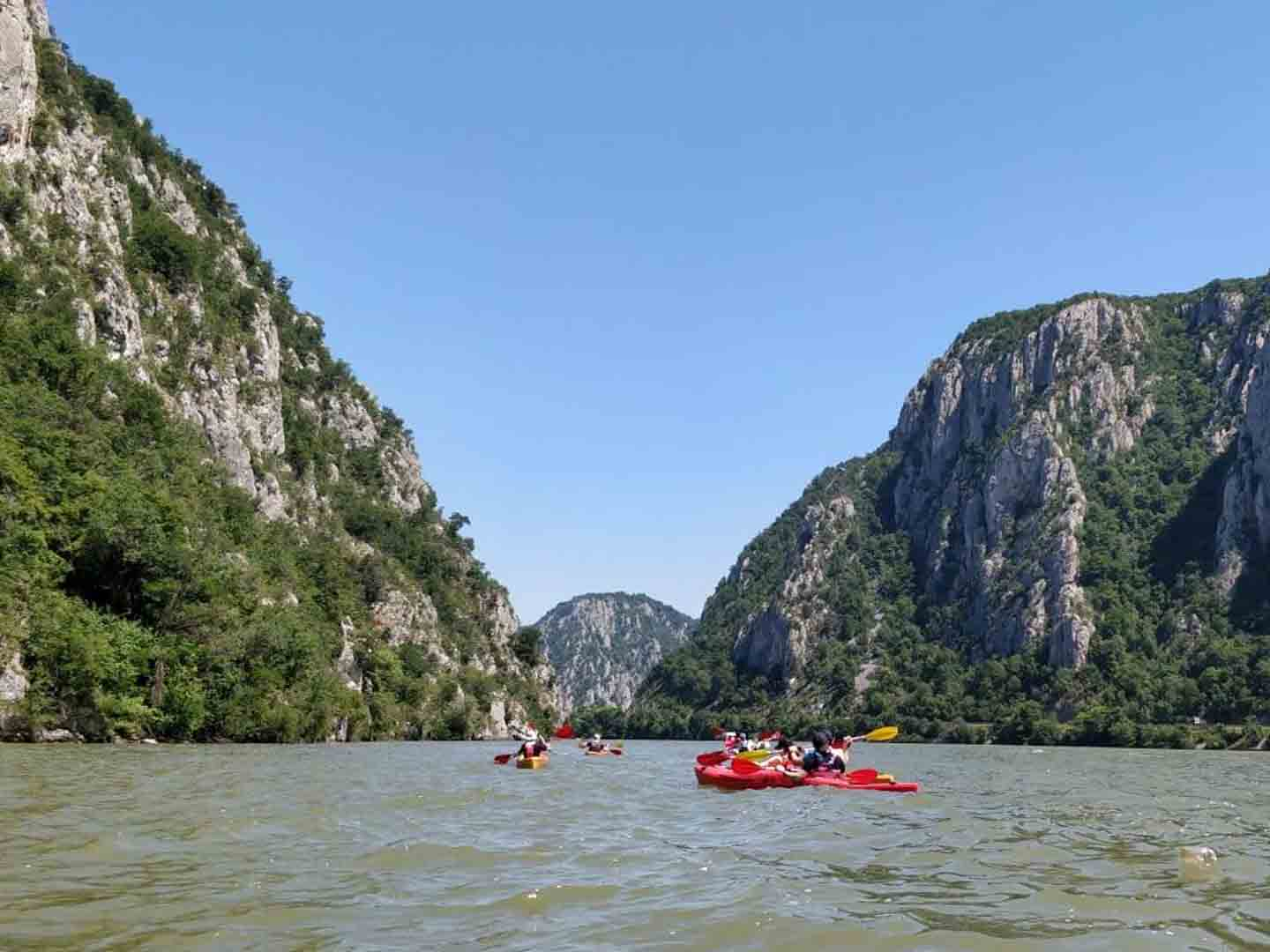 danube kayak rent 2