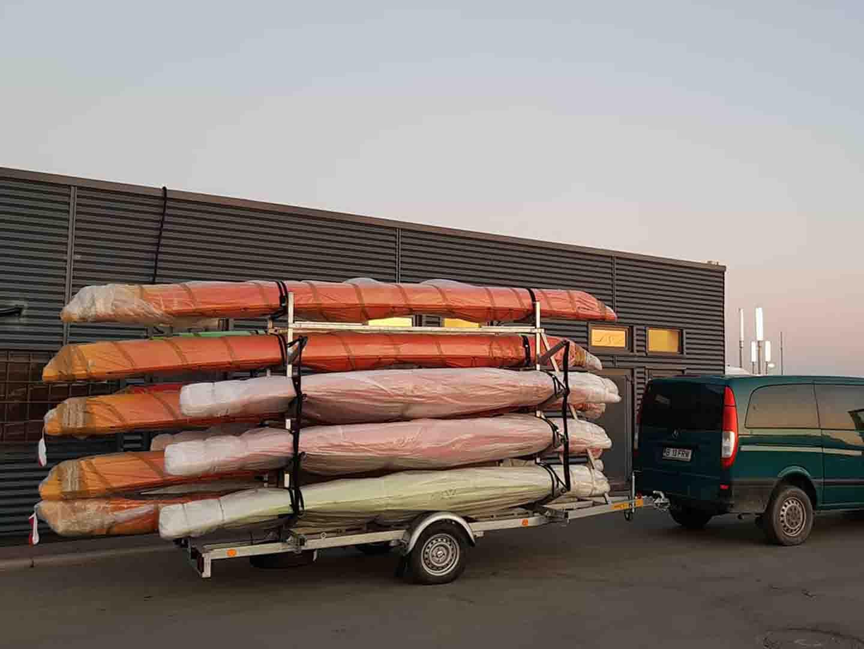 romania kayak