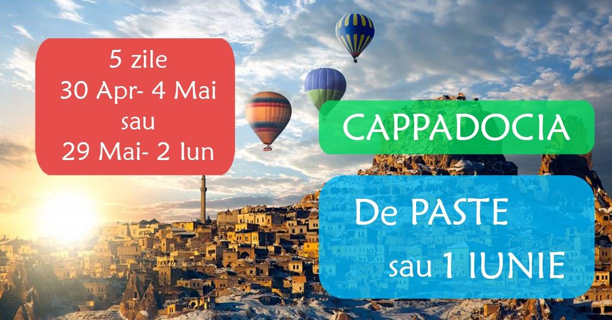 Excursie cappadocia