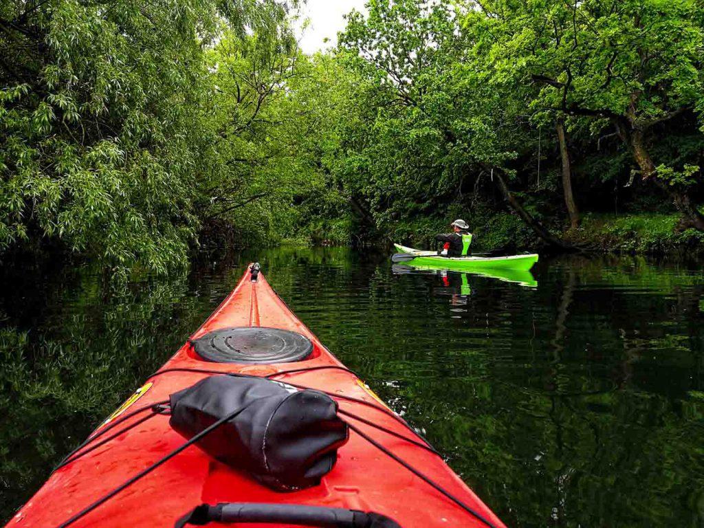 danube delta kayaks